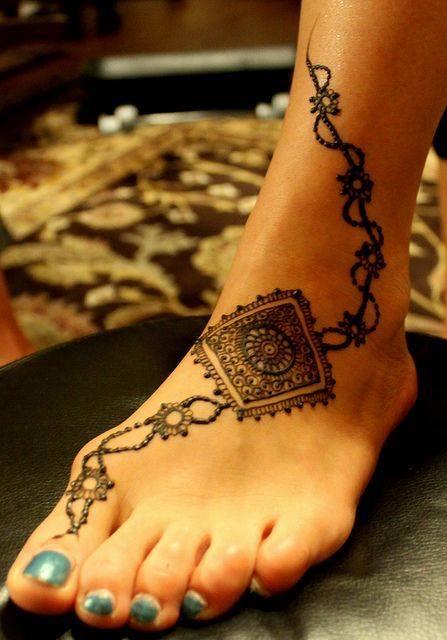 Henna Paint