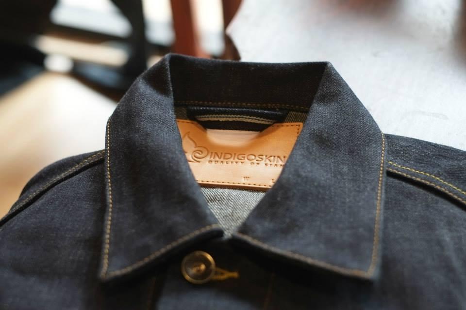 Indigoskin Denim Jacket 003