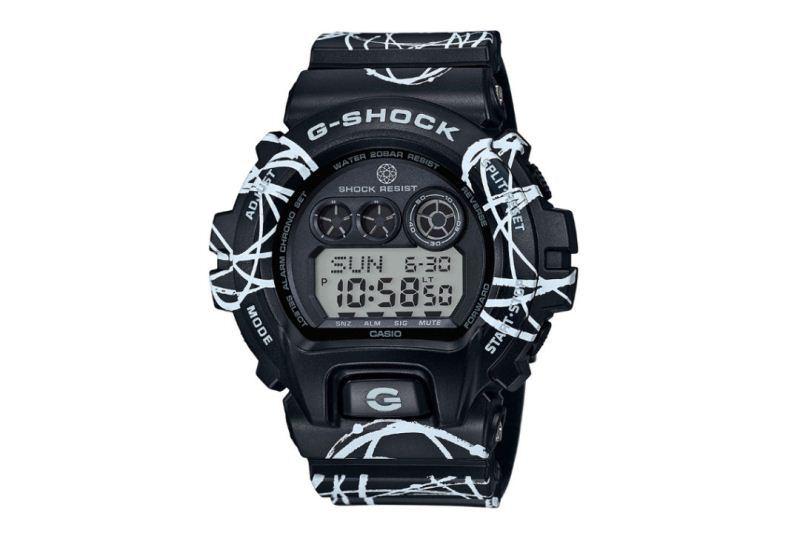 G-Shock x Futura 01