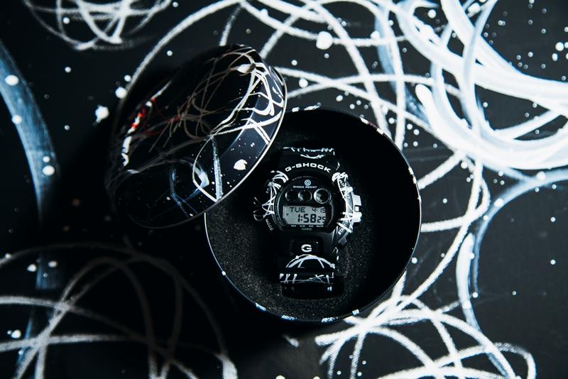 G-Shock x Futura 03