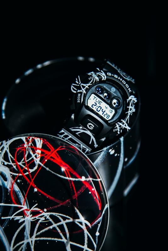 G-Shock x Futura 04
