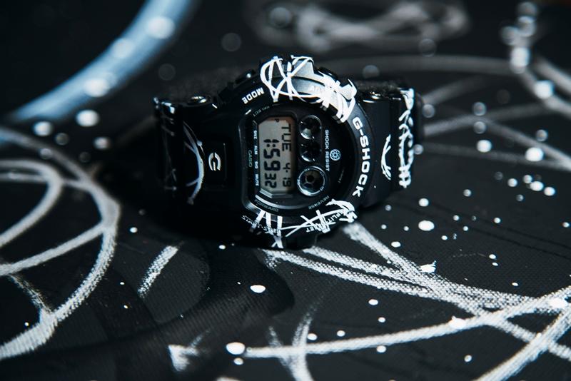 G-Shock x Futura 07