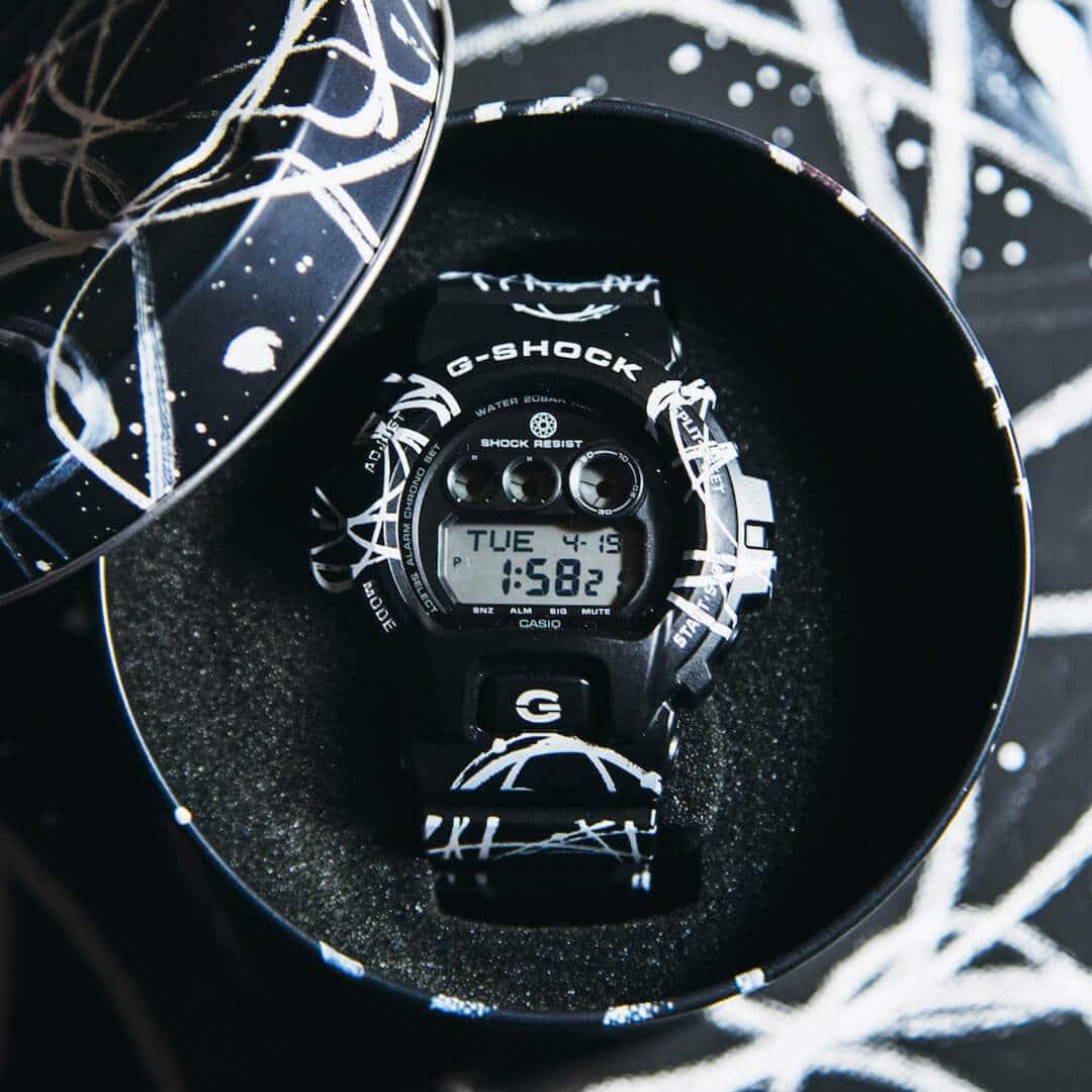 G-ShockxFutura2