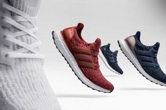 Ultra Boost 3.0 Red