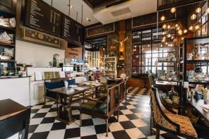Zodiac Cafe' ร้านอาหารในบรรยากาศสุดหรูด้วยเฟอร์นิเจอร์ดีไซน์เก๋