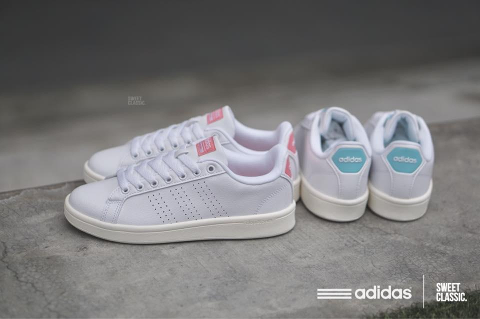 adidas neo ice pink