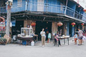 แวะถ่ายรูปกับสถานที่วินเทจ ตลาดจีนโบราณชากแง้ว พัทยา