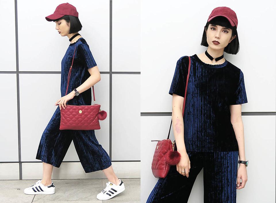 Look Book Street Fashion In Thailand