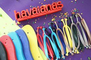 """กลับมาอีกครั้งกับงาน """"Make Your Own Havaianas"""" งานสุดเก๋ที่ทุกคนห้ามพลาด!"""