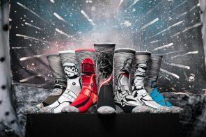 ถุงเท้าคอลเลคชั่นใหม่สุดพิเศษ Stance x StarWars วางจำหน่อยแล้ว สาวก StarWars ห้ามพลาด!!