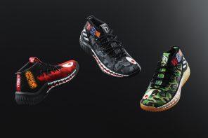 เขย่าวงการสตรีทแฟชั่น!!! อาดิดาส จับมือ BAPE แบรนด์สตรีทแวร์สัญชาติญี่ปุ่นรังสรรค์ The Dame 4 BAPE ผสมผสานลวดลายสุดเท่กับรองเท้าซิกเนเจอร์โมเดลของเดเมี่ยน ลิลลาร์ด
