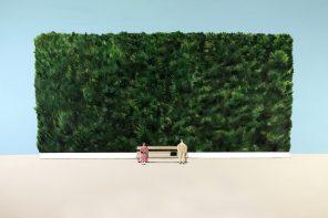 เล่าเรื่องราวความเงียบผ่านผลงานภาพวาด กับ 'Zero Decibel' A Solo Exhibition by SUNTUR