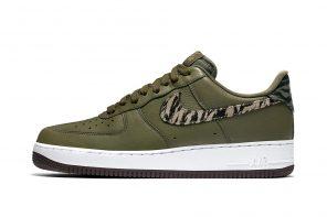 Nike Air Force 1 Low Premium รองเท้าคอลเลคชั่นใหม่ ต้อนรับเดือนเมษายนนี้