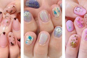 Cute Nails Inspiration เก็บเป็นไอเดียสำหรับเพิ่มสีสันให้เล็บกัน