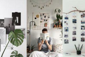 Wall Art Idea แต่งผนังบ้านให้ Cool แบบบ้านฝรั่ง