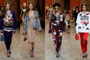 Dolce&Gabbana แบรนด์แฟชั่นดีไซน์เก๋ กับความหรูหราที่เป็นเอกลักษณ์