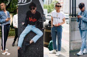 Boys and Jeans Items มาดูลุคเท่ๆ ของหนุ่มๆ กับไอเทมยีนส์สุดเบสิค