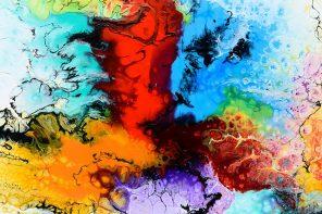 """""""Gradient"""" ผลงานศิลปะจากศิลปินที่ชื่อว่า """"ธรรมชาติ"""" ที่เป็นมากกว่าความสวยงาม"""