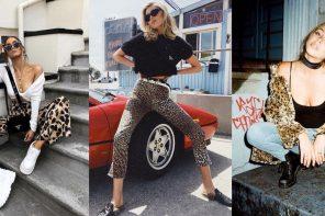 Leopard Style ชวนมาแต่งลุคเก๋ๆ กับไอเทมวัดความมั่นใจกันสักหน่อย