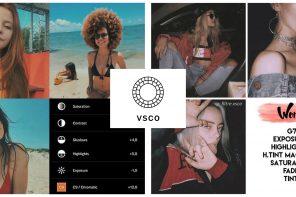 มาแต่งภาพสวยๆ โทนสีชิคๆ ด้วยแอพ VSCO กัน