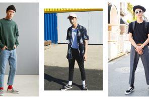 Boys Fashions x Vans