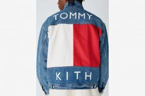 KITH x Tommy Hilfiger FW18 Lookbook
