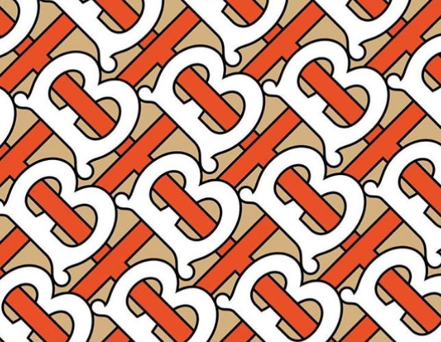 Burberry-Monogram