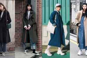 Winter fashion ' Trench Coat ' ปังได้หลายฤดู