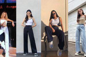 Girl Crush look แมทช์ลุคเท่ด้วย Tank top & Tomboy pants