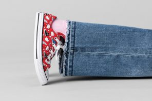 The New Hello Kitty x Converse Collaboration Is Cuter Than You'd Imagine