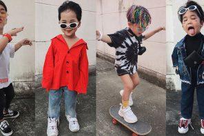 Mini Oppa สุด cool ส่องความน่ารักของน้อง Frunk โอปป้าเกาหลีสาขาไทย!