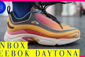 Look on Street Review – Reebok DAYTONA
