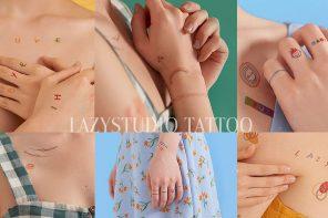 Lazystudio Tattoo รอยสักน่ารักแบบไม่เจ็บตัว