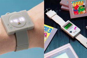เมื่อตำนาน Game Player ในอดีตกลายมาเป็น accessories สุดคูล!