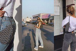 5 OF THE BEST : 90's SHOULDER BAG ส่อง 5 แบรนด์ 'กระเป๋าสะพายไหล่' ไอเทมฮิตจากยุค 90s