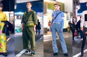 Street style from Tokyo fashion week spring 2019 รวบรวมมาให้ชมกันอย่างจุใจ