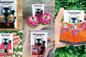 ต่างหูไอเดียไทยเท่จากแบรนด์ Wonderlandz