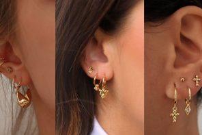 เพิ่มความชิค เติมความเก๋ กับเทรนด์ Ear Piercings