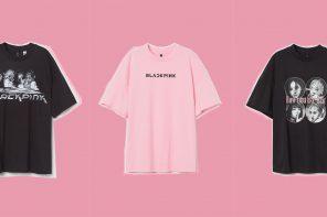BLACKPINK เปิดตัวสินค้าร่วมกับ H&M